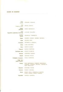 1982 - Same Pravce - Foglio di sala 3