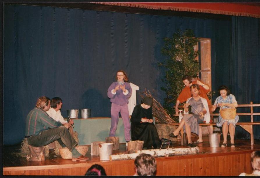 1991 - W Claudia! 2
