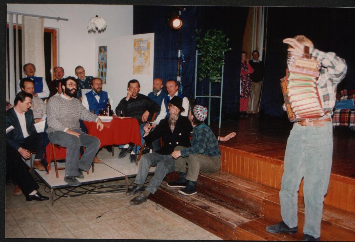 1993 -Vsega se ne mora pozgreti 2