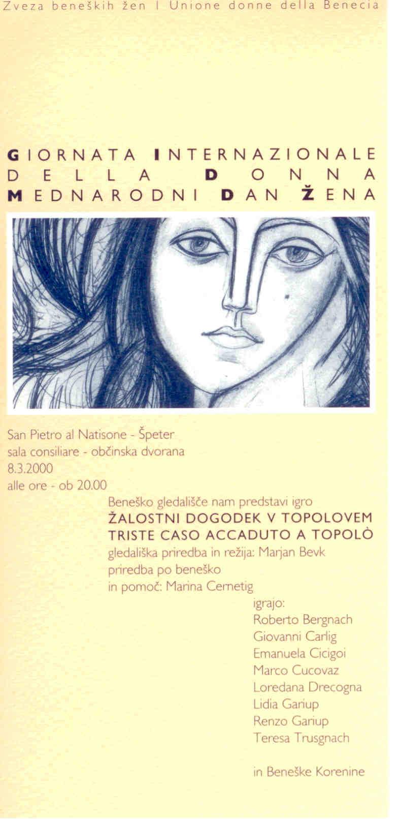 Zveza beneških žen