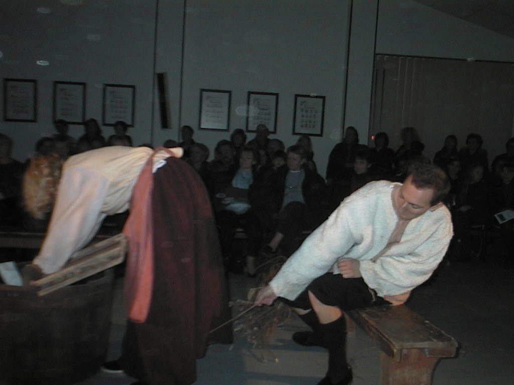 2000 8 marzo - Žalostni dogodek v Topoluovem 3