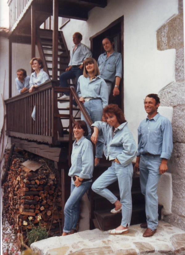 1983 nie bluo zbora... pa Trepeticki