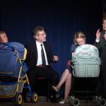 Mavhinje, 01-07-2005 - 6. zamejski festival amaterskih dramskih skupin - Benesko gledalisce - igra Vinka Modernorferja: Mama je umarla dvakrat