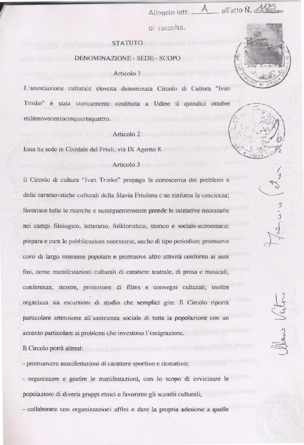 statuto e assemblea 24_6_19985