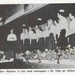 zbor Recan 1975 St. Vid pri Sticni