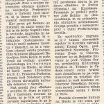 zbor recan 1974 Bled