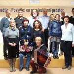 Folklorna delavnica, Špeter, marec 2013 - skupaj s folklorno skupino Razor iz To