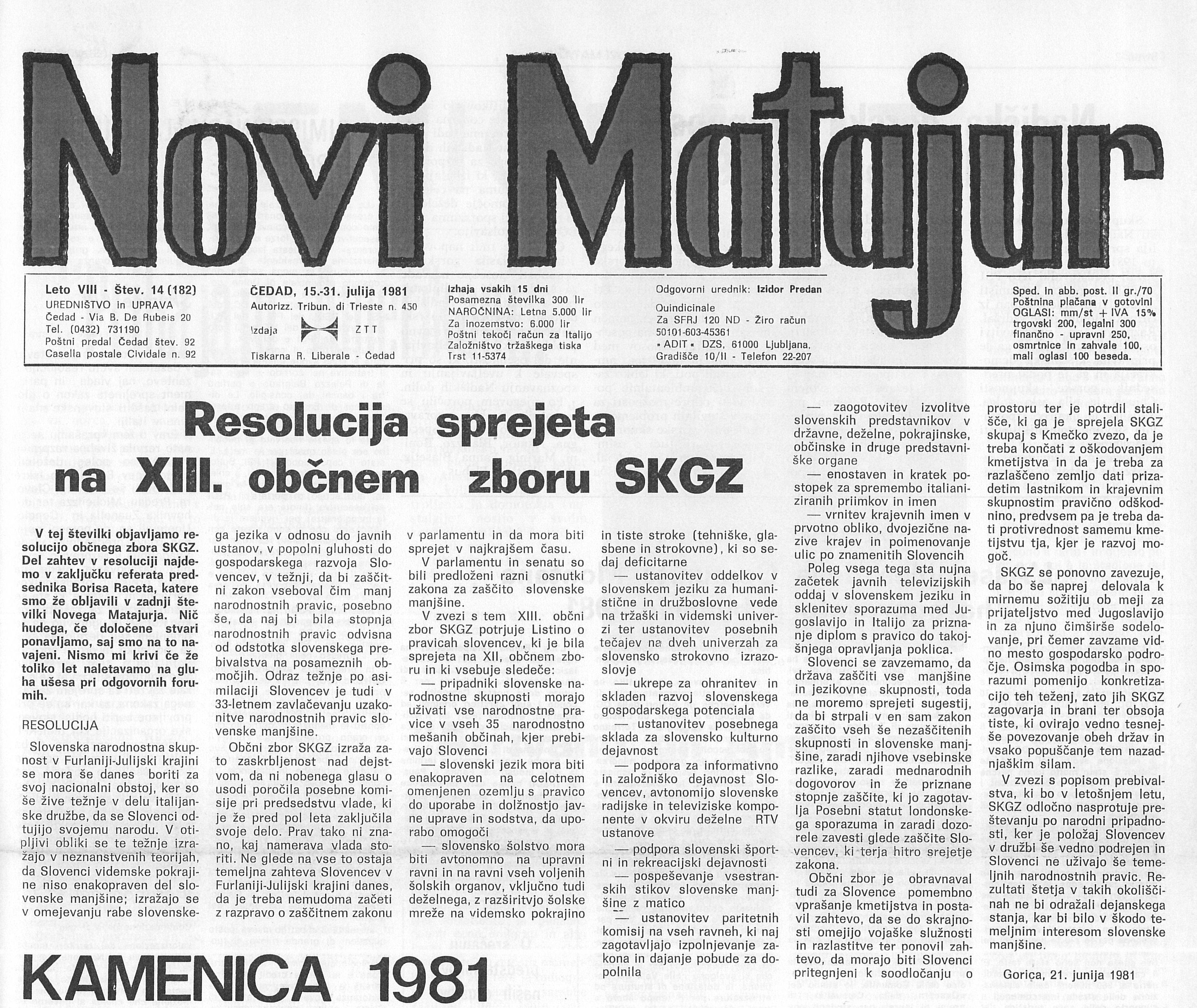 15-31.08.1981