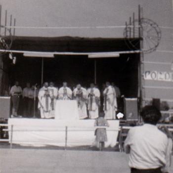 Kamenica 1975 palco